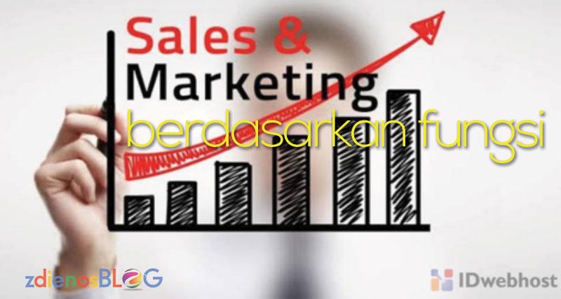 Inilah 5 Perbedaan Konsep Marketing dan Sales Berdasarkan Fungsinya
