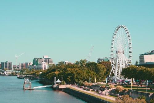 Bustling Brisbane