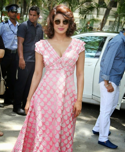 Priyanka Chopra Glamor Stills Movie Music Launch In Dil Dhadakne Do