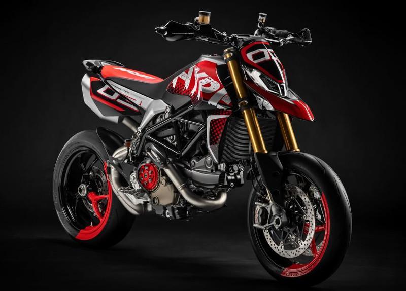 Ducati Hypermotard 950 Concept thắng giải mẫu xe ý tưởng