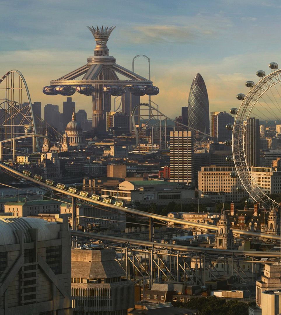 SALON FOR THE CITY: SALON NO. 9: LONDON FUTURES
