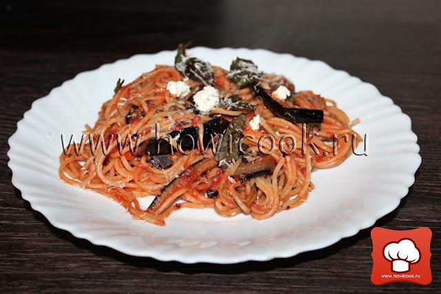 рецепт вкусной итальянской пасты от джейми оливера