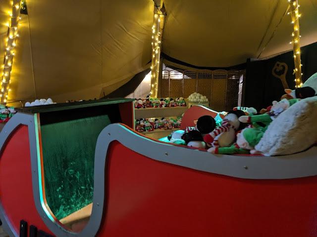 Toyporium at Kielder Winter Wonderland
