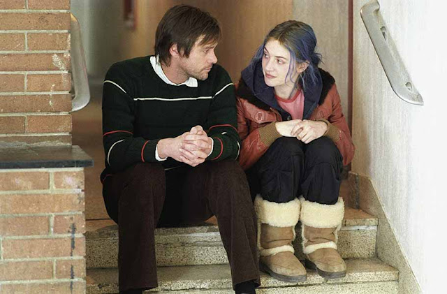 Eternal Sunshine Of The Spotless Mind.. في الإعادة إفادة