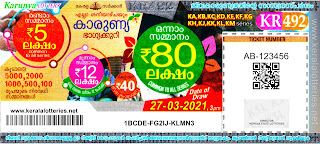 ticket-karunya-kerala-lottery-result-kr-492-today-27-03-2021-keralalotteries.net