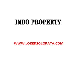 Lowongan Kerja Marketing dan Accounting di Indo Property Solo