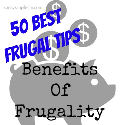 frugal living, saving money, frugal living blog