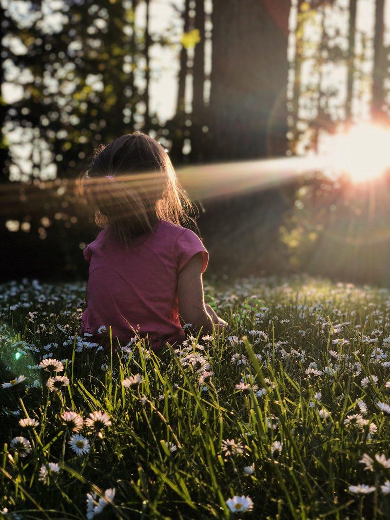 Lembrança especial da infância