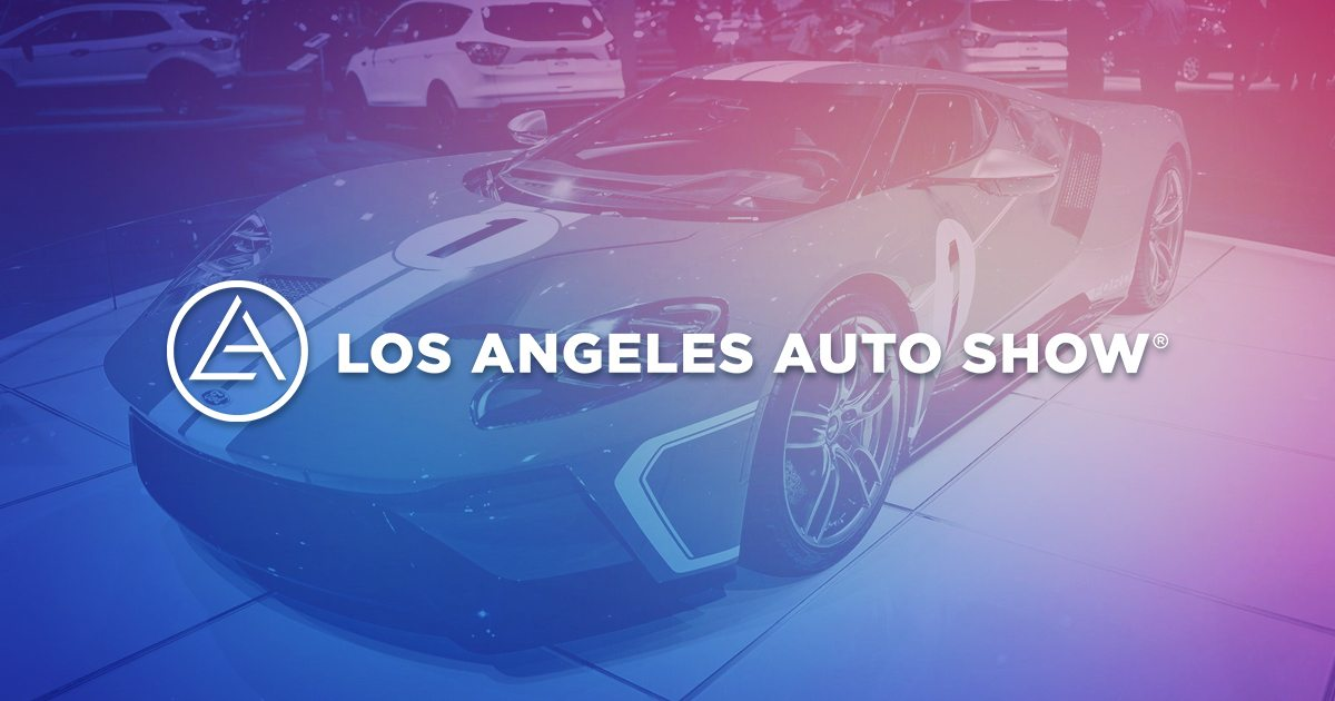 LA Auto Show Returns With Most Diverse Range Of Vehicles And Brands At Any North American Auto Show In 2021