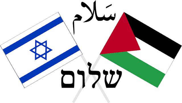 HAK HIDUP BERDAULAT BAGI ISRAEL DAN PALESTINA