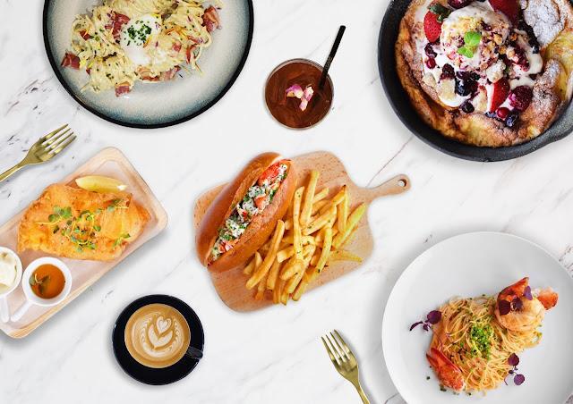 kinh nghiệm du lịch singapore - d'Good Café