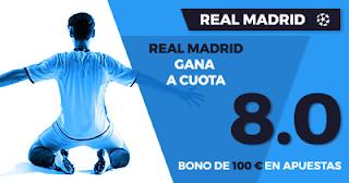 Paston Megacuota Champions: Tottenham Hotspur vs Real Madrid 1 noviembre