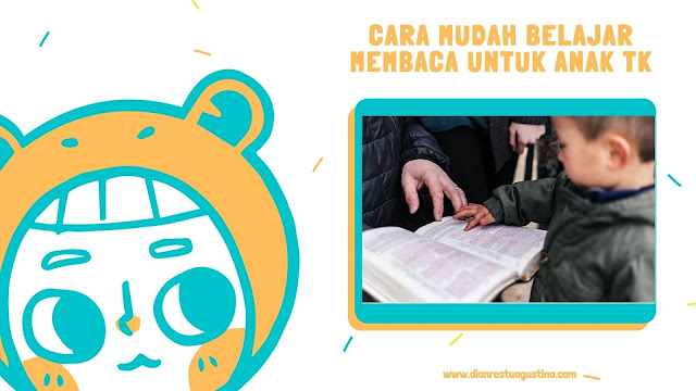 Belajar Membaca untuk Anak TK