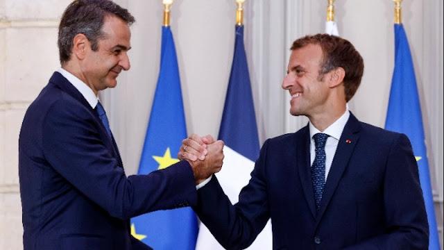 Ιστορική ημέρα: Συμφωνία Ελλάδας Γαλλίας για 3+1 φρεγάτες Belharra