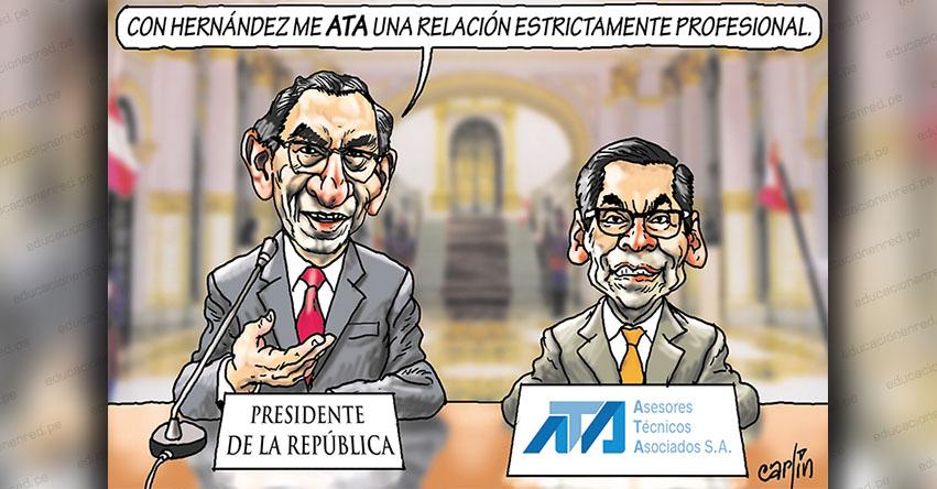 Carlincaturas Martes 27 Octubre 2020 - La República