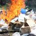 PGR incinera más de 250 kg de estupefacientes y destruye más de 550 minicasinos