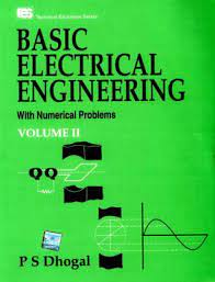 [PDF] Basic Electrical Engineering Volume-2 By P S Dhogal