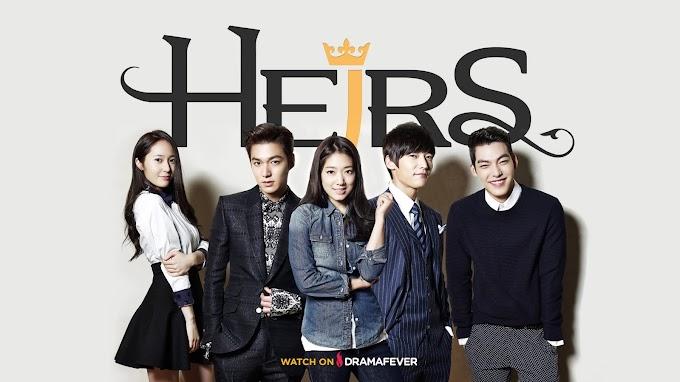the heirs Korean drama in Hindi/ wojo kehdye muje Korean drama