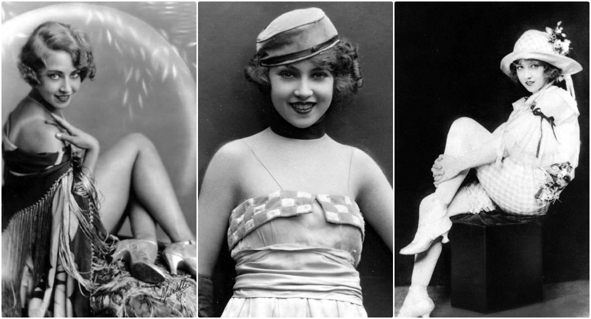 The Last Ziegfeld Girl – 19 Rare Photos of Doris Eaton