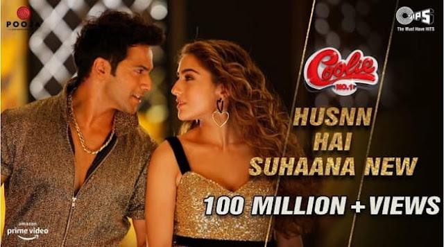Husnn Hai Suhaana Lyrics