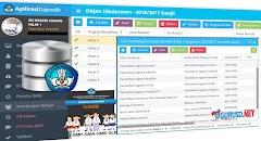 Rambu-Rambu Pengisian Pembelajaran JJM KTSP dan Kurikulum 2013 SD Pada Dapodik Versi 2016