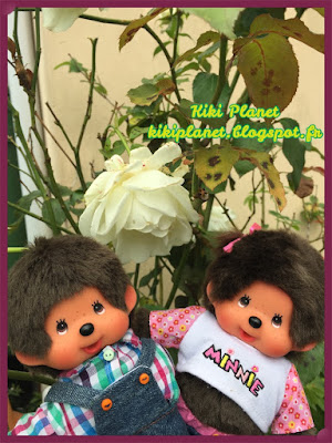 kiki monchhichi love Sekiguchi cute kawaii amour mignon