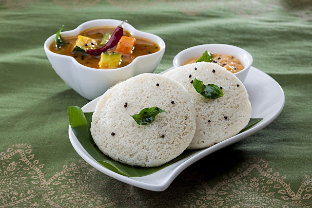 Recipe of Stuffed Idli
