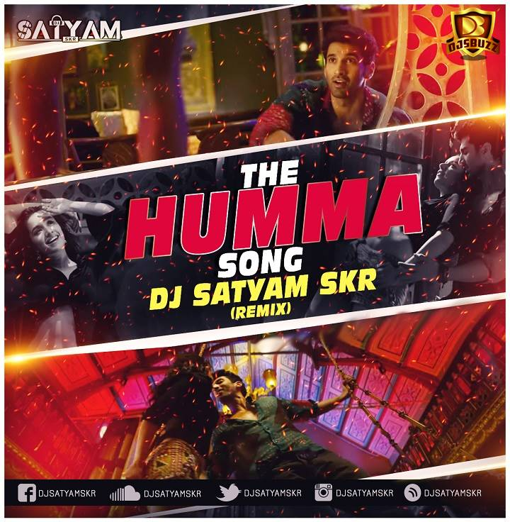 Download The Song Sakhiyaan: The Humma Song (Remix)