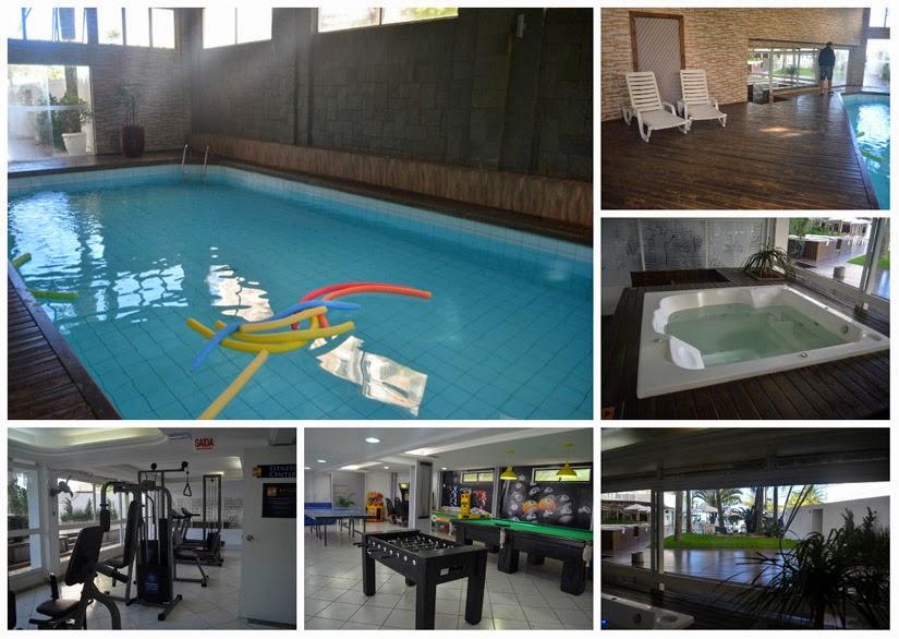 Balneário Camboriu (SC) - Review Marambaia Cassino Hotel