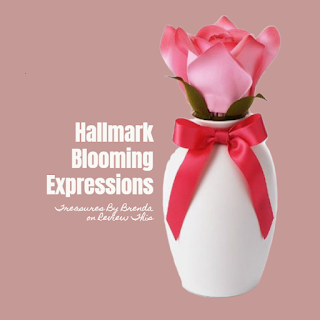 Hallmark's Blooming Expressions flowers will bloom every year for mom!