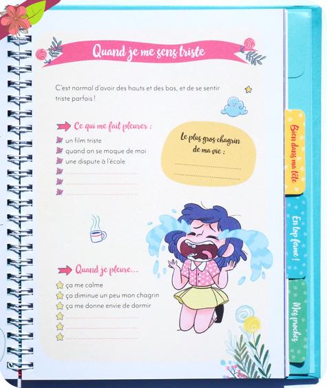 Journal pour me sentir bien -  MissPaty - Gründ