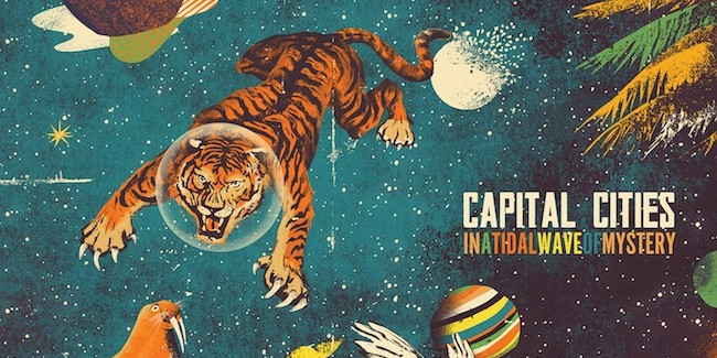 Motion Select: Album Review: Capital Cities - In A Tidal ...