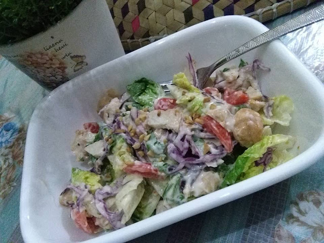 Salad Secret Resepi Style