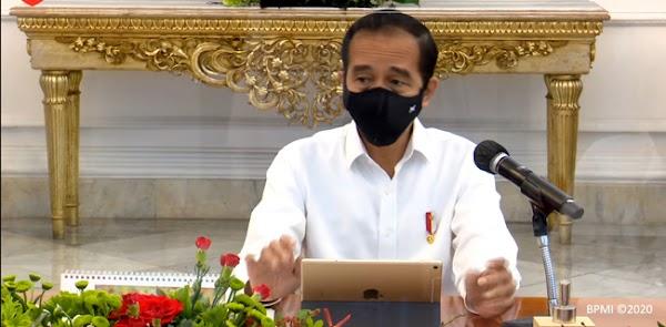 Jokowi: Jangan Buru-buru Menutup Sebuah Wilayah, Utamakan Strategi Intervensi Berbasis Lokal