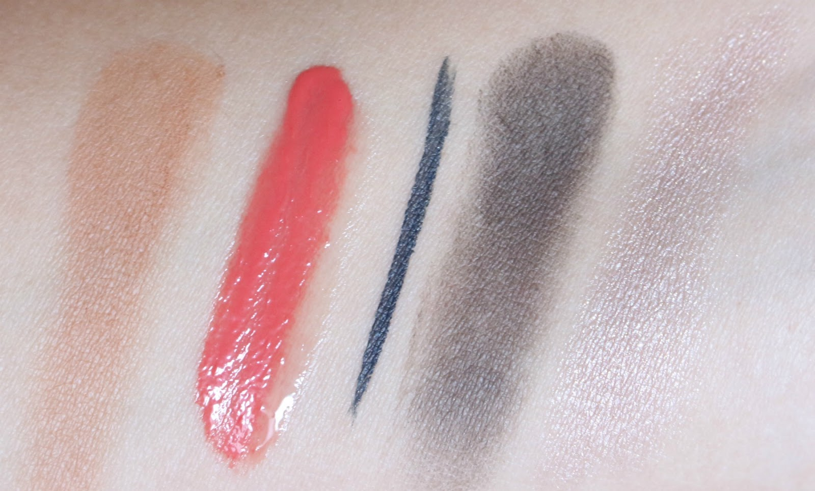 Sothys Désert Chic swatches