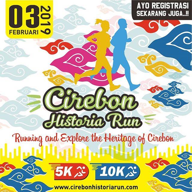 Cirebon Historia Run • 2019