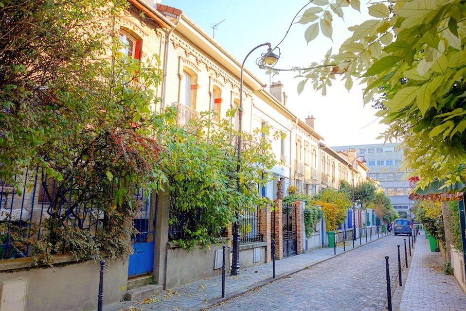 Paris villa daviel destin e singuli re de logements - Le comptoir du petit marguery paris 13 ...