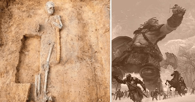 Archaeologists Unearthed the Tomb of a Giant Warrior, Horses and a Witch in Germany