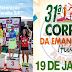 Em Itiúba: Garotinha da EAF entre as melhores corredoras de rua da Bahia