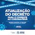 PREFEITURA DE SENHOR DO BONFIM PUBLICA DECRETO ATUALIZANDO AS MEDIDAS DE ENFRENTAMENTO AO NOVO CORONAVÍRUS
