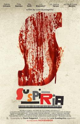 Suspiria - La película de Luca Guadagnino - Cartel
