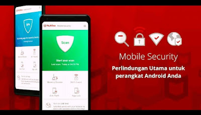 MCAfee Mobile Scurity