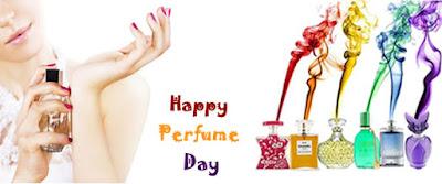 HAPPY Perfume Day