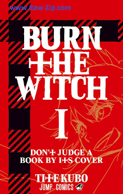 BURN THE WITCH 第01巻