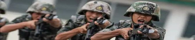 Chinese Military Conducts Drill Along India Border With Advanced Equipment: Report