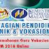 Permohonan Guru Vokasional KPM 2016 Online