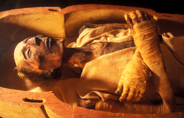 Mumi Piramida