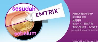 Harga Emtrix Solusi Perawatan Kuku Bermasalah Terbaru 2015