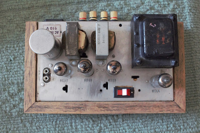 Magnavox EL84 SE tube power amplifier  Managvox%2B4