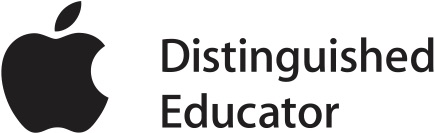 Apple Distinguished Educator